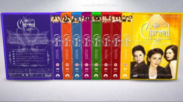 Charmed cover box set 27mm