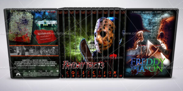 Friday The 13th cover box set