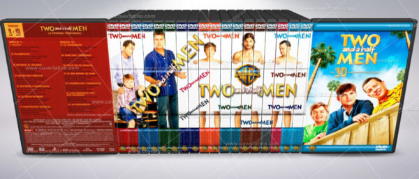 Two and a half Men COVER BOX SET
