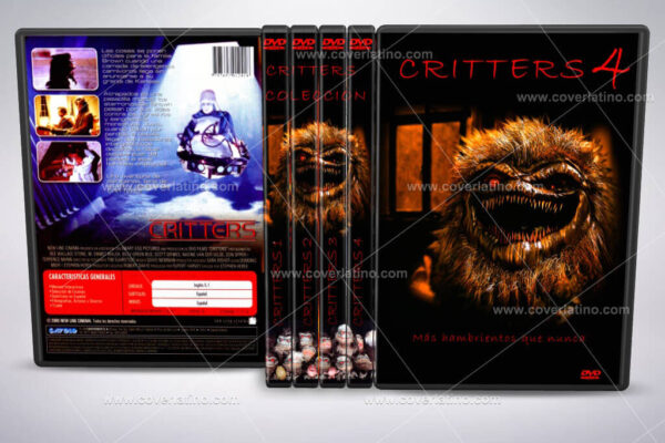 critters cove rbox set