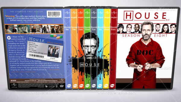 house md cover box set 14 mm color