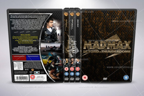 mad max cover bos set