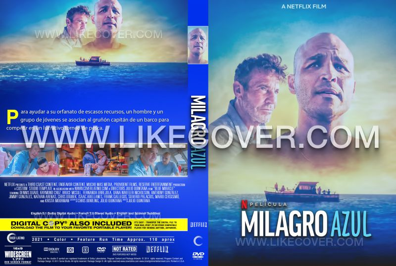 Blue Miracle DVD